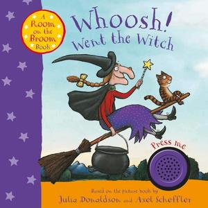 Obrázok Whoosh! Went the Witch