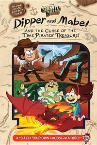 Obrázok Gravity Falls: Dipper and Mabel and the Curse of the Time Pirates' Treasure!