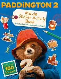 Obrázok Paddington 2: Sticker Activity Book: Movie Tie-In