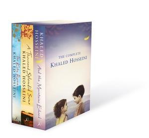 Obrázok The Complete Khaled Hosseini Box Set