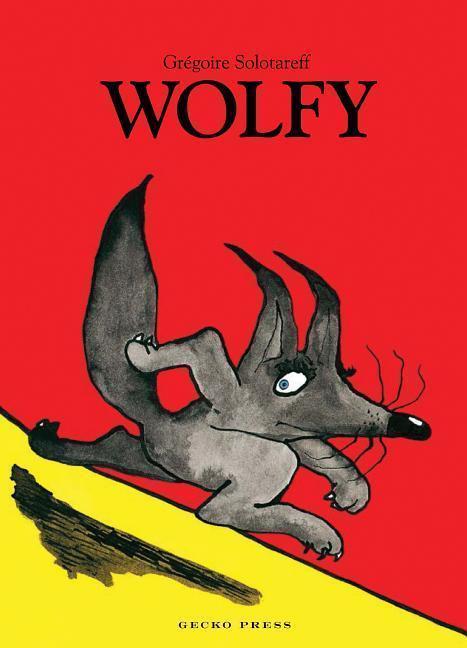 Wolfy - Grégoire Solotareff