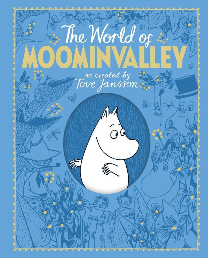The Moomins: The World of Moominvalley - Philip Ardagh