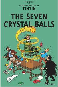 Obrázok The Adventures of Tintin. The Seven Crystal Balls