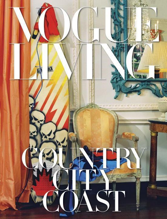 Vogue Living: City, Country, by the Sea - Hamish Bowles, Chloe Malle