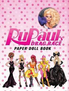 Obrázok RuPaul's Drag Race Paper Doll Book