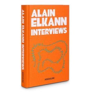 Obrázok Alain Elkann Interviews