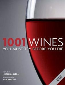 Obrázok 1001 Wines You Must Try Before You Die
