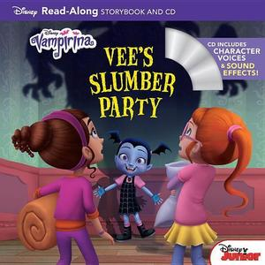 Obrázok Vampirina: Vee´s Slumber Party
