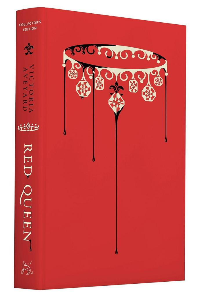 Red Queen. Collector's Edition - Victoria Aveyard