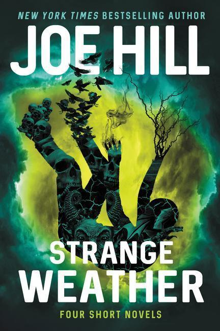 18c73fcf467 Strange Weather - Joe Hill