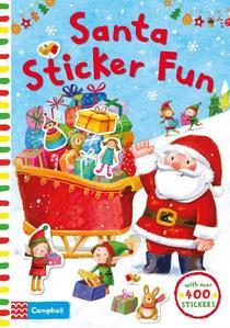 Obrázok Santa Sticker Fun