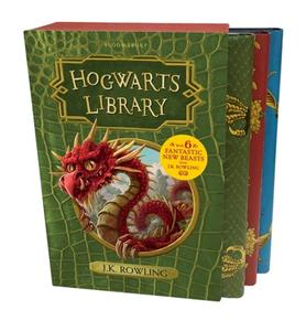 Obrázok The Hogwarts Library Box Set