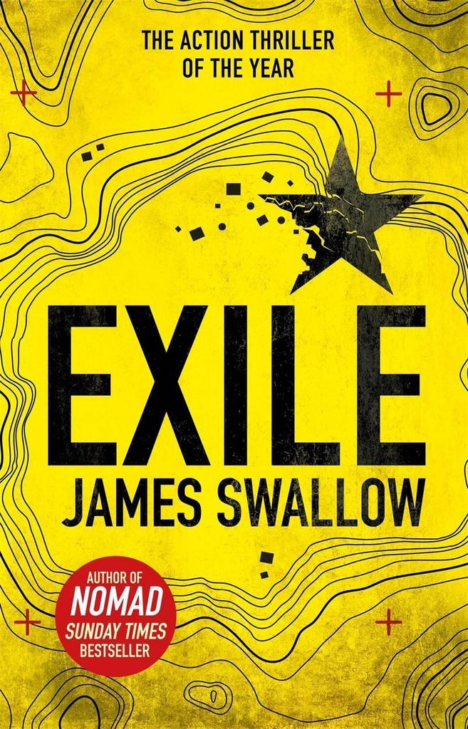 Nomad 02. Exile - James Swallow