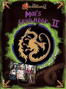Obrázok Descendants 2: Mal's Spell Book 2: More Wicked Magic