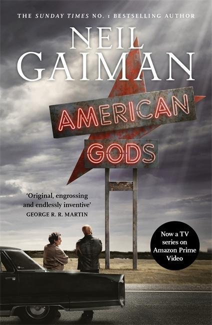 American Gods. TV Tie-In - Neil Gaiman