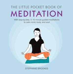 Obrázok The Little Pocket Book of Meditation