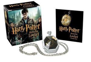Obrázok Harry Potter Locket Horcrux Kit and Sticker Book