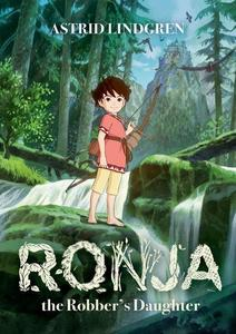 Obrázok Ronja the Robber's Daughter. Colour Edition