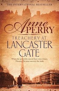 Obrázok Treachery at Lancaster Gate (Thomas Pitt Mystery, Book 31)