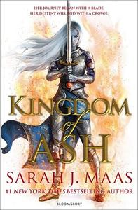 Obrázok Throne of Glass: Kingdom of Ash