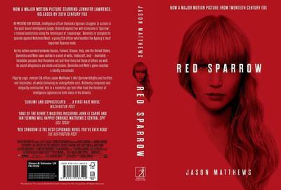 Obrázok Red Sparrow