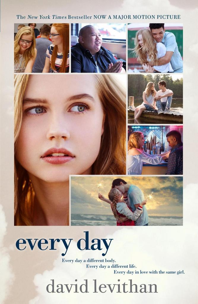 Every Day. Movie Tie-In Edition - David Levithan