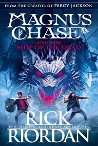 Obrázok Magnus Chase 03 and the Ship of the Dead