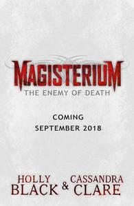 Obrázok Magisterium 05: The Enemy of Death
