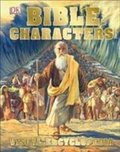 Obrázok Bible Characters Visual Encyclopedia
