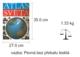 Obrázok Nový atlas světa