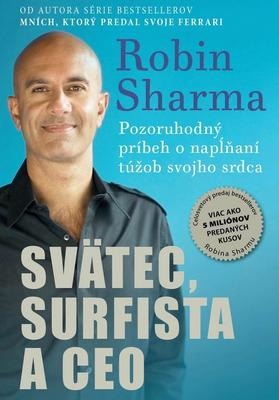 Obrázok Svätec, surfista a CEO