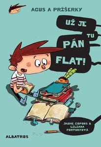 Obrázok Agus a príšerky Už je tu pán Flat!