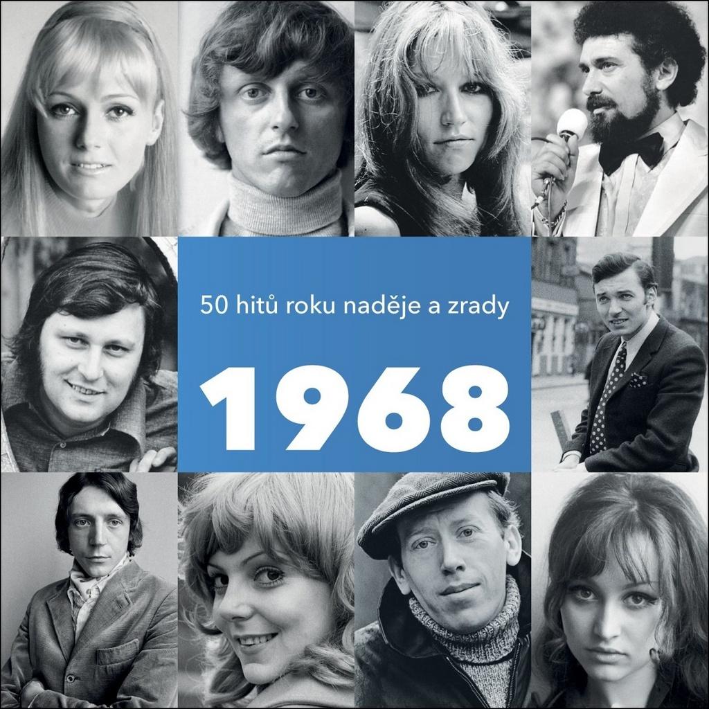 1968 50 Hitu Roku Nadeje A Zrady Knihcentrum Cz