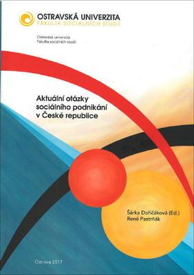 Obrázok Aktuální otázky sociálního podnikání v České republice