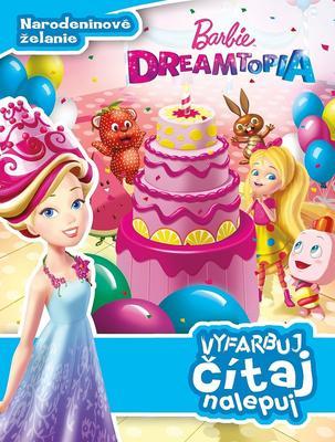 Obrázok Barbie Dreamtopia Narodeninové želanie