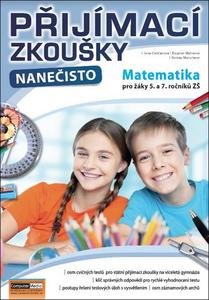 Obrázok Přijímací zkoušky nanečisto Matematika pro žáky 5. a 7. ročníků ZŠ