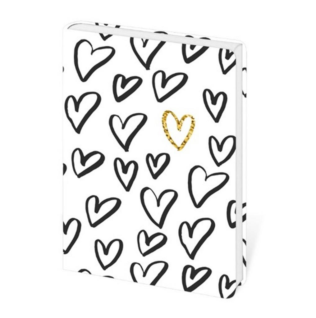 Zápisník Lyra Love - linkovaný S
