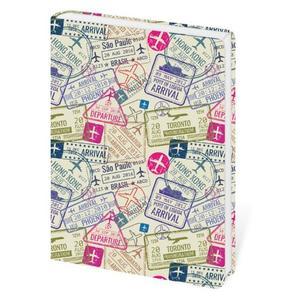 Obrázok Zápisník Lyra Travel - linkovaný S