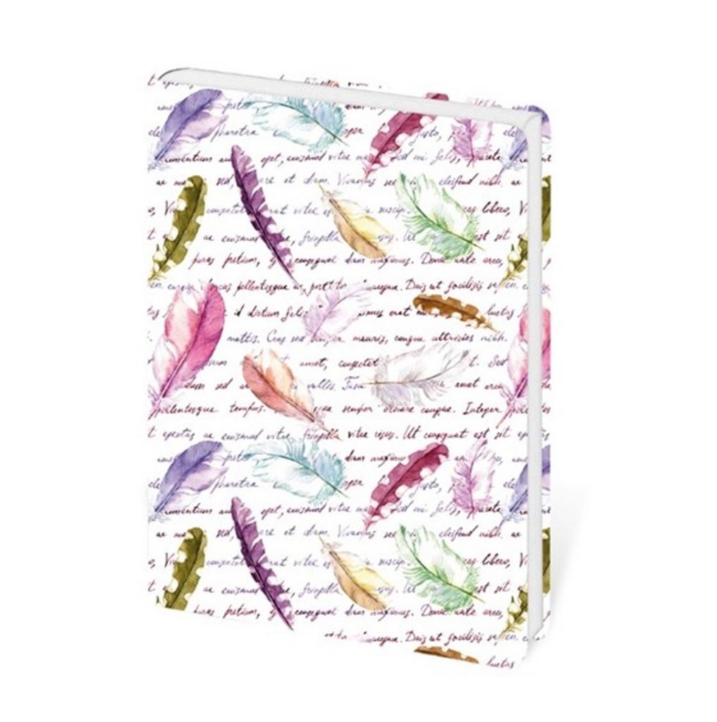 Zápisník Lyra Indian - linkovaný S