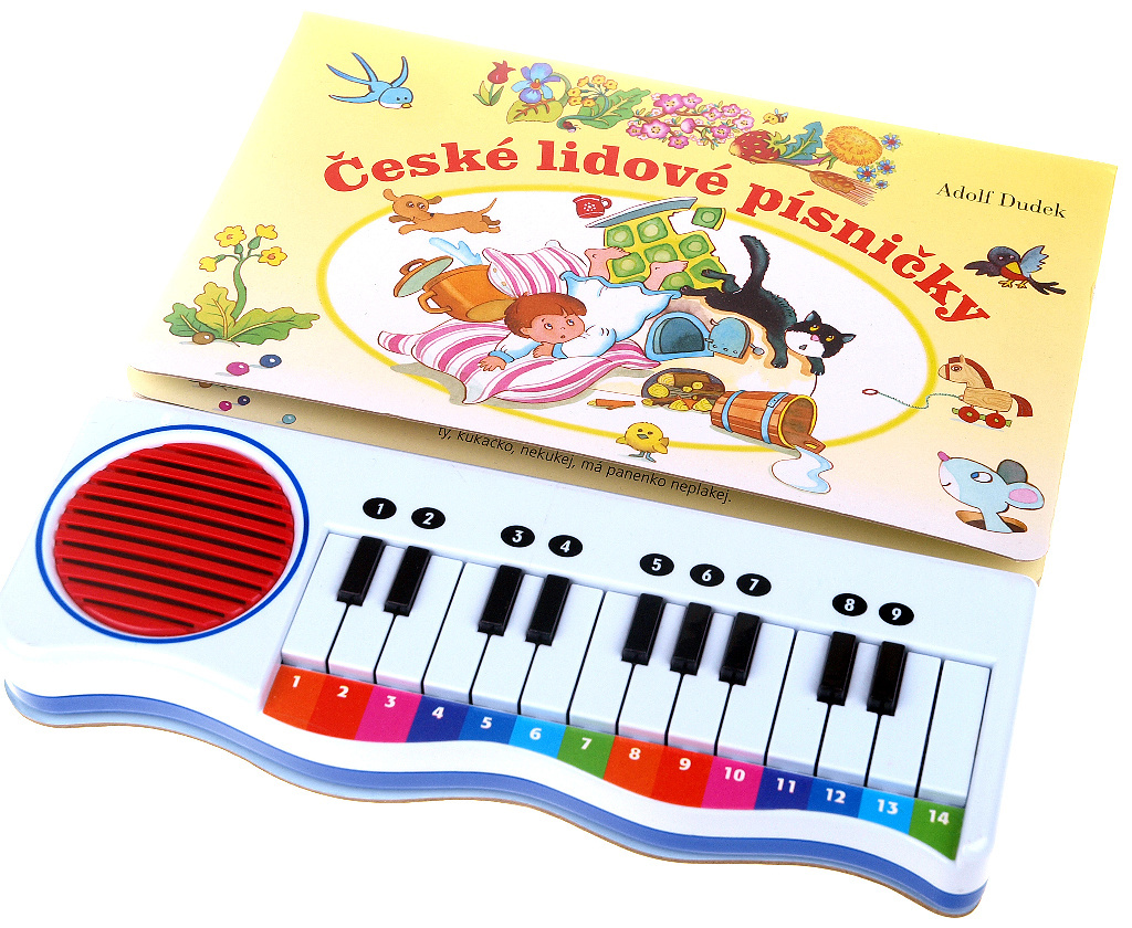 České lidové písničky - Adolf Dudek