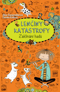 Obrázok Lenčiny katastrofy Zaklínání hadů (3.díl)