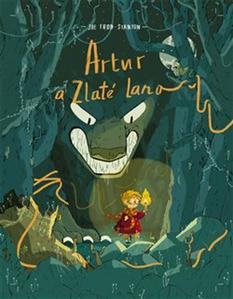 Obrázok Artur a zlaté lano