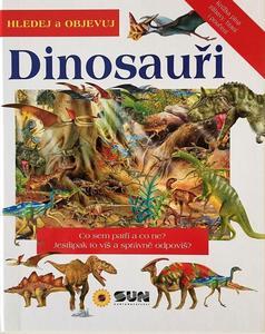 Obrázok Hledej a objevuj Dinosauři