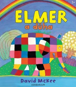 Obrázok Elmer a dúha