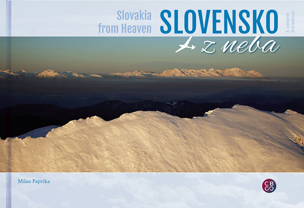 Slovensko z neba - Milan Paprčka