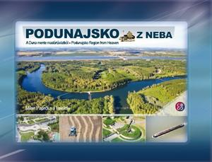Obrázok Podunajsko z neba