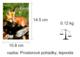 Obrázok Velká i malá zvířátka z lesa