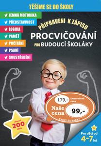 Obrázok Procvičování pro budoucí školáky