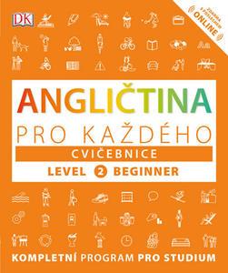 Obrázok Angličtina pro každého cvičebnice úroveň 2