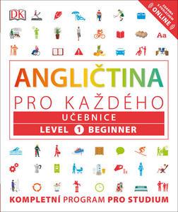 Obrázok Angličtina pro každého Učebnice úroveň 1